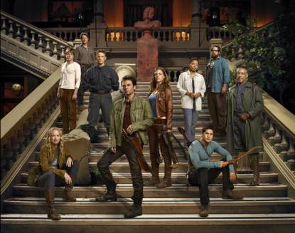 NBC's 'Revolution,' Season 1