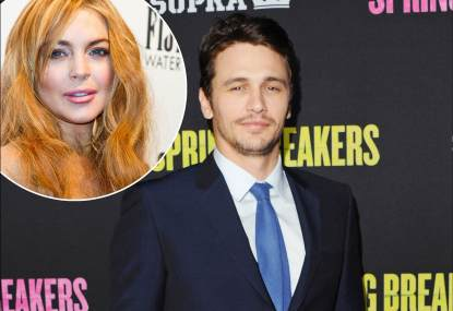 James Franco / Lindsay Lohan