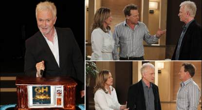 Anthony Geary of 'General Hospital'