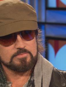 Billy Ray Cyrus speaks with Access Hollywood, April 2013