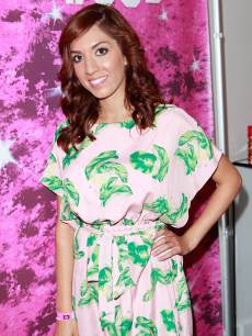 Farrah Abraham attends the Colgate Optic White Beauty Bar on June 1, 2012 in West Hollywood, Calif.