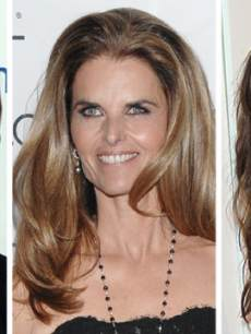 Tom Bergeron, Maria Shriver, Sophia Bush