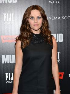 Reese Witherspoon attends the Cinema Society with FIJI Water &amp; Levi&#8217;s screening of &#8216;Mud&#8217; at The Museum of Modern Art on April 21, 2013 in New York City