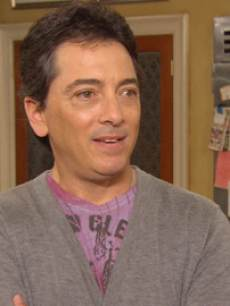 Scott Baio speaks with AccessHollywood.com's Laura Saltman, April 2013