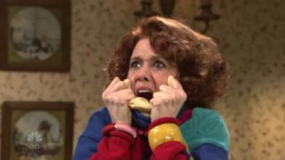 Kristen Wiig on 'Saturday Night Live'