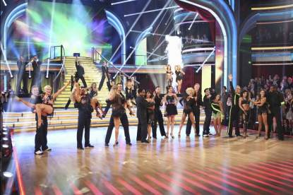 The cast of 'Dancing,' April 15, 2013