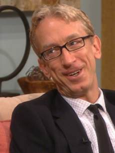 Andy Dick visits Access Hollywood Live on May 3, 2013