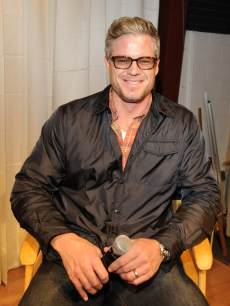 Eric Dane attends Pregnancy Awareness Month 2013 Kick-Off Event Celebrating Dad's Role in Pregnancy at Bergamot Station on May 5, 2013