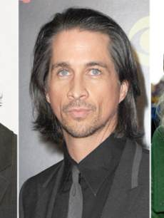 Roger Howarth, Michael Easton, Kristen Alderson