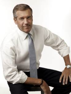 Brian Williams in a promo shot for &#8216;Rock Center with Brian Williams