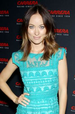 Olivia Wilde attends the Carrera Ignition Night in New York City, May 7, 2013