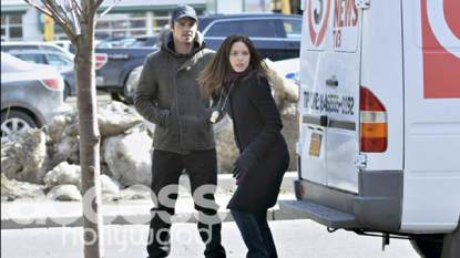 Access Exclusive Pic: Jay Ryan as Vincent and Kristin Kreuk as Catherine in 'Beauty and The Beast,' 'Anniversary,' Season 1