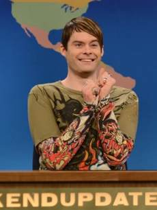 Bill Hader on 'Saturday Night Live'