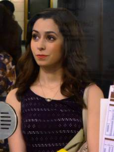 Cristin Milioti makes her debut as 'The Mother' on 'How I Met Your Mother'