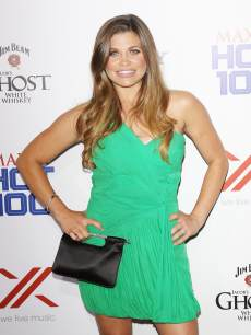 Danielle Fishel arrives at the Maxim 2013 Hot 100 Party held at Create on May 15, 2013 in Hollywood