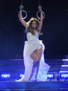 Jennifer Lopez performs on the &#8216;American Idol&#8217; Season 12 Grand Finale, May 16, 2013