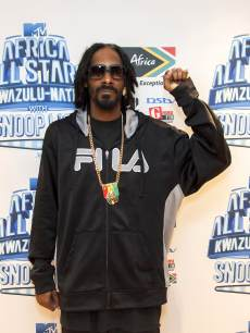 Snoop Lion pictured at the press conference for MTV Africa All Stars KwaZulu-Natal with Snoop Lion at Beverly Hills Hotel on May17, 2012 in Durban, South Africa