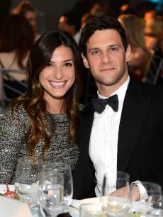 Lia Smith and Justin Bartha at The Art of Elysium&#8217;s 6th Annual HEAVEN Gala on January 12, 2013 
