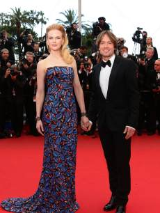 Nicole Kidman and Keith Urban arrive at the &#8216;Inside Llewyn Davis&#8217; Premiere during the 66th Annual Cannes Film Festival at Palais des Festivals on May 19, 2013 in Cannes, France