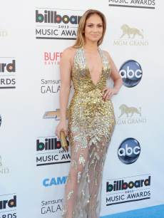 Jennifer Lopez arrives at the 2013 Billboard Music Awards at MGM Grand Hotel & Casino on May 19, 2013 in Las Vegas