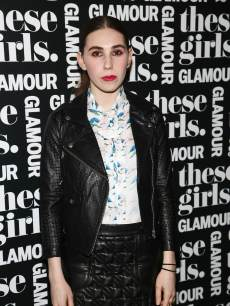 Zosia Mamet attends Glamour's presentation of 'These Girls' at Joe's Pub in New York City, on May 20, 2013