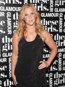 Amy Schumer attends Glamour's presentation of 'These Girls' at Joe's Pub in New York City, on May 20, 2013