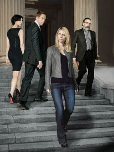 The cast of 'Homeland'