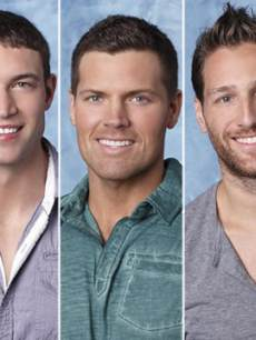 AccessHollywood.com gets to know Brooks, Bryden, Brad, Juan Pablo and Will