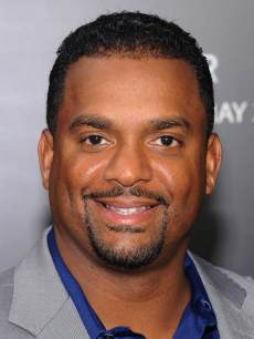 Alfonso Ribeiro attends Columbia Pictures and Mercedes-Benz Present the US Red Carpet Premiere of 'After Earth' at Ziegfeld Theatre in New York City on May 29, 2013