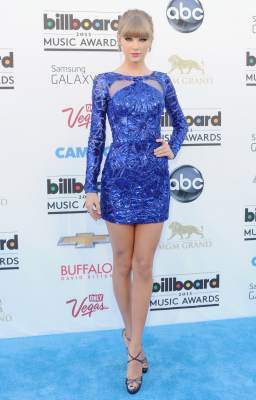 Taylor Swift arrives at the 2013 Billboard Music Awards at MGM Grand Hotel & Casino on May 19, 2013 in Las Vegas