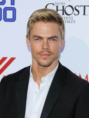 Derek Hough attends the Maxim 2013 Hot 100 party held at Create on May 15, 2013 in Hollywood, California