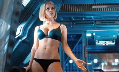 Alice Eve in 'Star Trek Into Darkness'