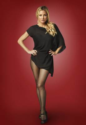 Kate Hudson as Cassandra July in 'Glee'