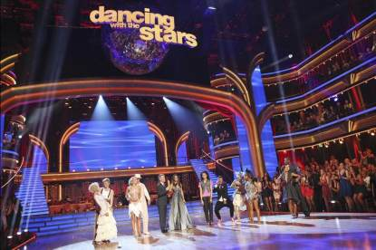 The cast of 'Dancing with the Stars', May 13, 2013