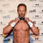 Ian Ziering debuts in Chippendales at the Rio All-Suite Hotel and Casino on June 8, 2013 in Las Vegas