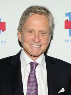 Michael Douglas attends One Centennial Sensation at Hudson Theatre on June 3, 2013 in New York City