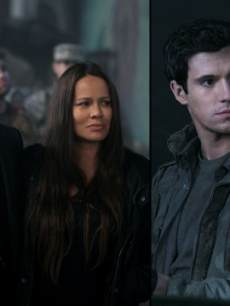 Scenes from 'Falling Skies' Season 3