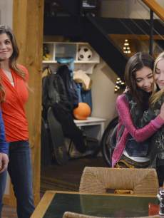 'Girl Meets World' - Ben Savage, Danielle Fishel, Rowan Blanchard, Sabrina Carpenter
