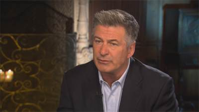 Alec Baldwin speaks with Access Hollywood's Michelle Beadle in NYC, June 6, 2013