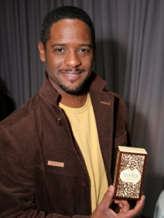 Blair Underwood, ready to smell even better