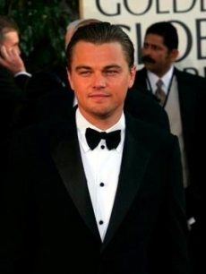 It's a big night for Leonardo DiCaprio