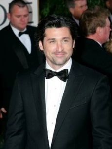 Patrick Dempsey: Red carpet heartthrob