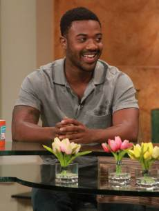 Ray J stops by Access Hollywood Live on July 8, 2013