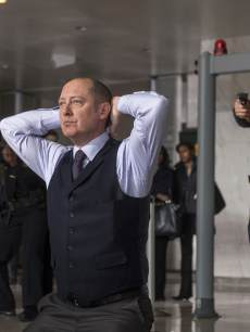James Spader as Red Raymond Reddington in NBC's 'The Blacklist'
