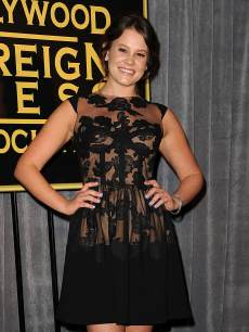 Sosie Bacon attends the Miss Golden Globe event on November 21, 2013 in West Hollywood, Calif.