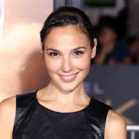 Gal Gadot attends the premiere of Universal Pictures' 'Riddick' at the Mann Village Theatre on August 28, 2013