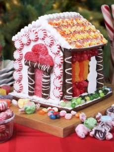 Candy Holiday House