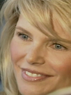Christie Brinkley AH BLURB