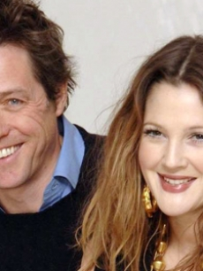 Drew Barrymore Hugh Grant Blurb AP