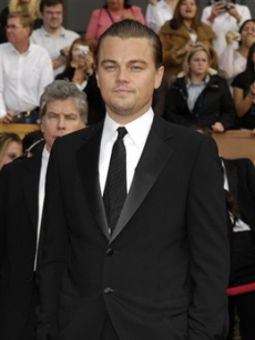 Leonardo DiCaprio looking dapper